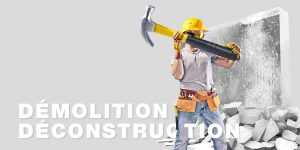 Services de demolition de murs, cloisons, carrelages a Paris