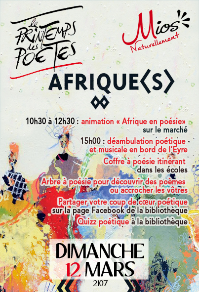 marché africain gironde