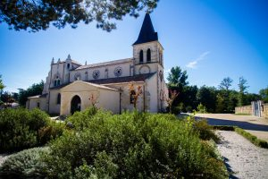 Eglise Mios Bourg